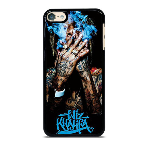 WIZ KHALIFA SMOKE iPod Touch 4 5 6 Generation 4th 5th 6th Case - Best Custom iPod Cover Design