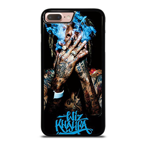 WIZ KHALIFA SMOKE-iphone-8-plus-case