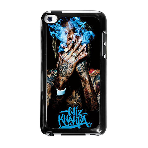 WIZ KHALIFA SMOKE-ipod-touch-4-case
