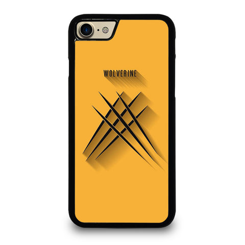 WOLFERINE YELLOW CLAW X-MEN Phone 7 Case