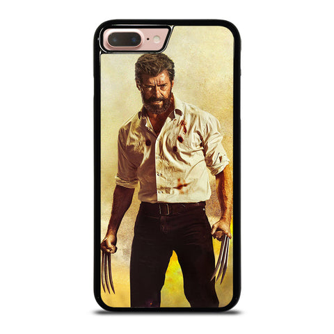 WOLVERINE OLD LOGAN iPhone 8 Plus Case