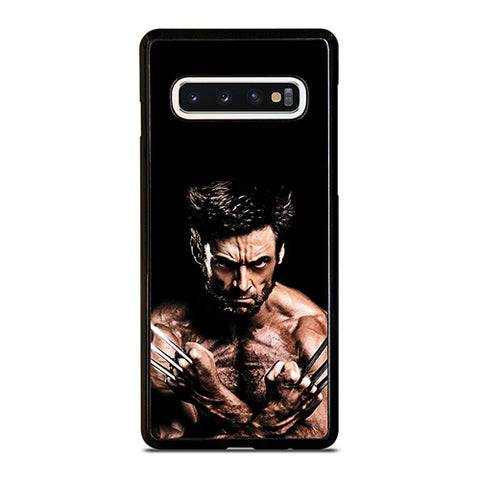 WOLVERINE SMUDGE EFFECT Samsung Galaxy S10 Case