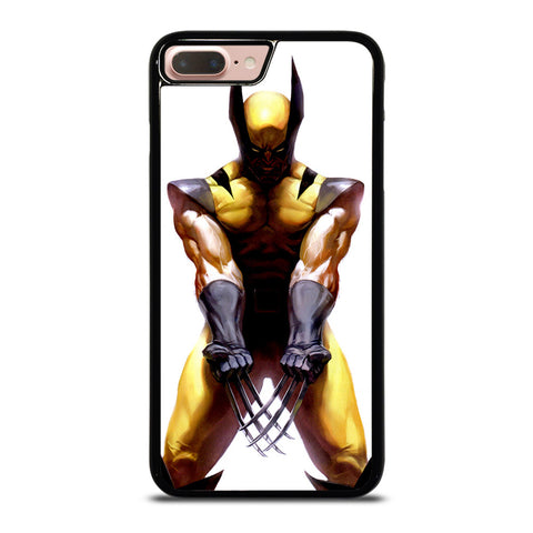 WOLVERINE X-MEN YELLOW SUIT iPhone 8 Plus Case
