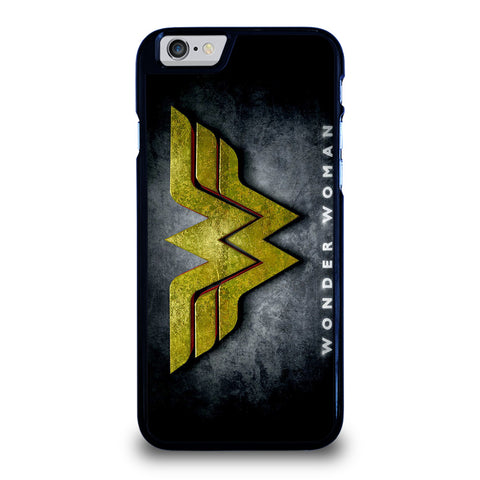WONDER WOMAN LOGO NEW-iphone-6-6s-case