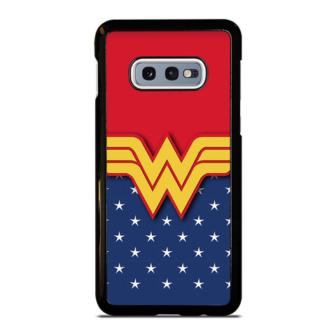 WONDER WOMAN LOGO-samsung-galaxy-s10e-case
