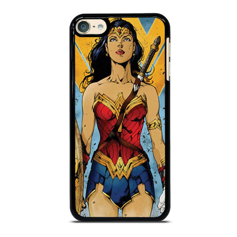 WONDER WOMAN DIANA COMIC iPod Touch 6 Case