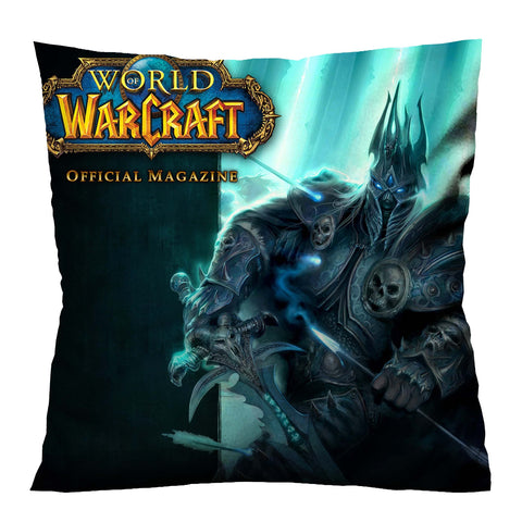 WORLD OF WARCRAFT Cushion Case Cover