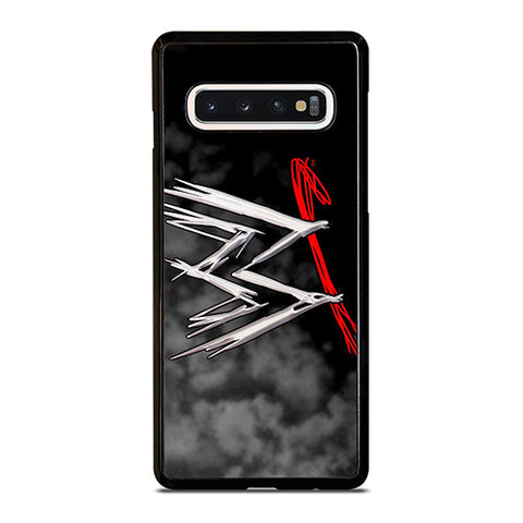 WWE LOGO FOG EFFECT Samsung Galaxy S10 Case