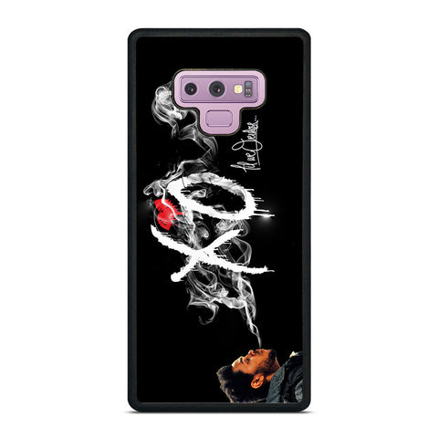 XO TILL WE OVERDOSE Samsung Galaxy Note 9 Case