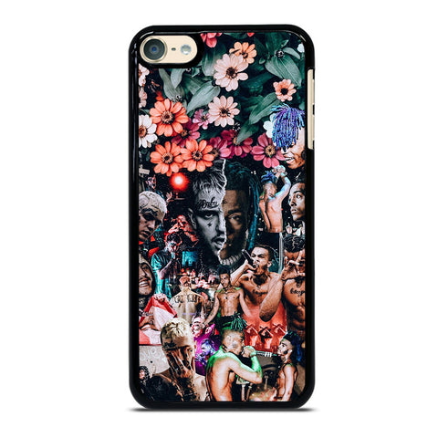 XXXTENTACION ft LIL PEEP iPod Touch 6 Case