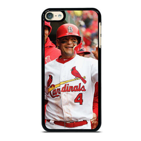 YADIER MOLINA CARDINALS iPod Touch 6 Case