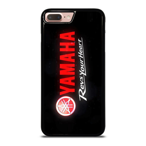YAMAHA LOGO REVS YOUR HEART iPhone 8 Plus Case