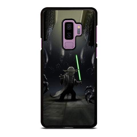 YODA VS ALIENS Samsung Galaxy S9 Plus Case