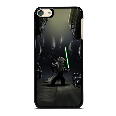 YODA VS ALIENS iPod Touch 6 Case