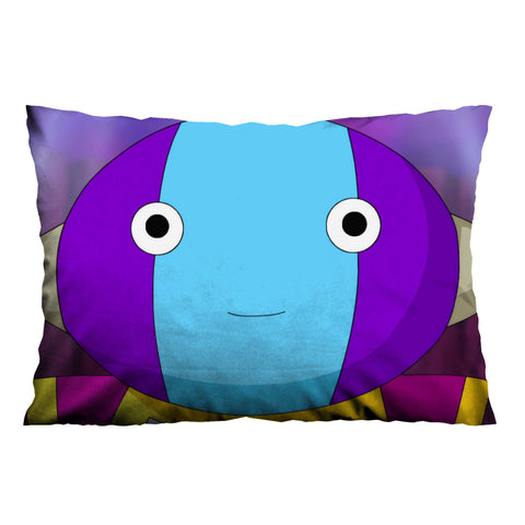 ZENO SAMA FACE Pillow Case Cover