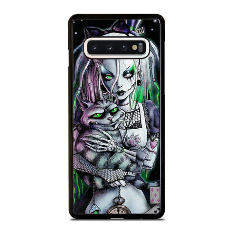 ZOMBIE ALICE IN WONDERLAND Samsung Galaxy Case