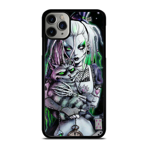 ZOMBIE ALICE IN WONDERLAND-iphone-case