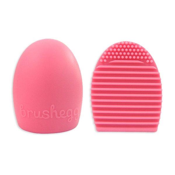 Pink Makeup Brush Cleaner - BrushBabe.com