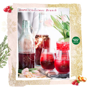HOLIDAY RECIPES BY HEARTIGRUB - Mulled Spice Mocktail