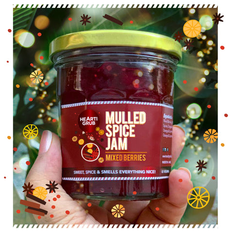 MULLED SPICE JAM