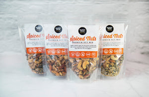 SPICED NUTS Premium Nut Mix