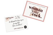 WOMAN YOU ROCK: GIFT BOX
