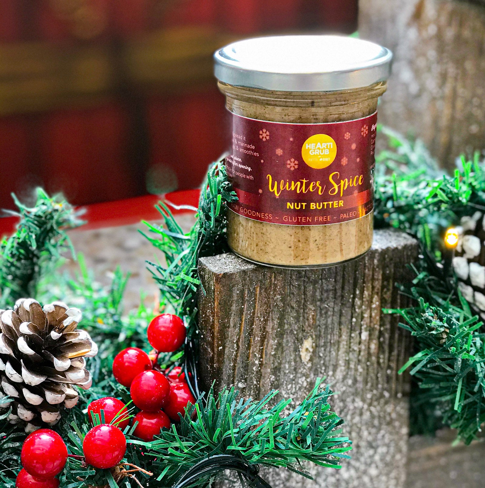 WINTER SPICE BUTTER