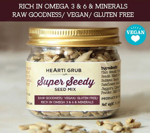 SUPER SEEDY SEED MIX 50g