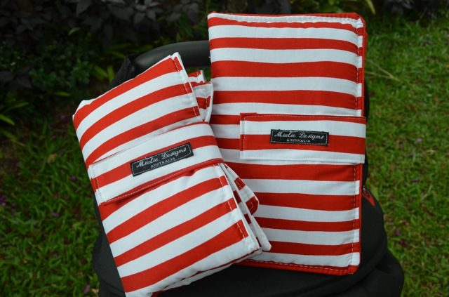 Change Mat & Nappy Wallet Set