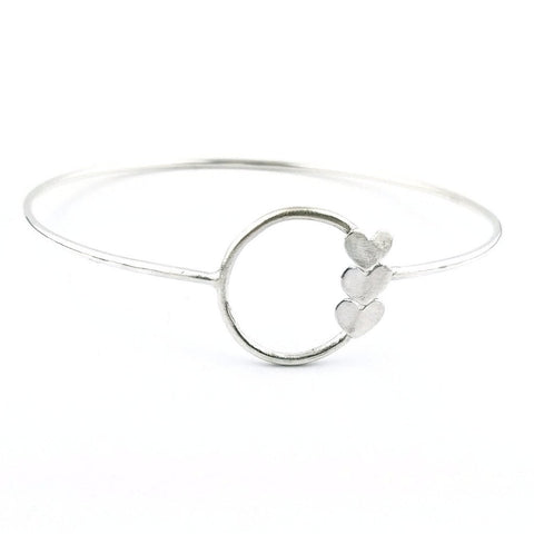 Love Eternity™ Full Circle Bangle