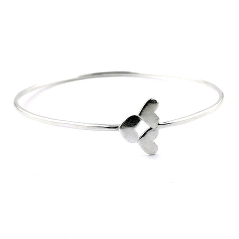 Love Eternity™ Arrow Heart Bangle