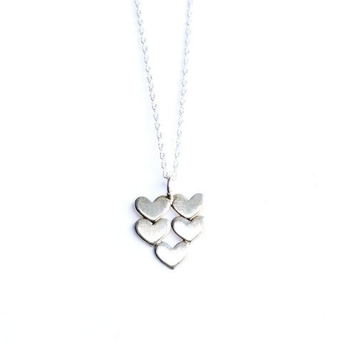 Love Eternity™ Arrow Heart Necklace
