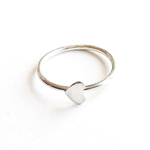 Love Eternity™ Heart Stacking Ring