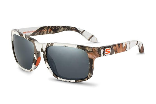 DECOY - MOSSY OAK WINTER® EDITION-MOSSY OAK WINTER®-Silver Chrome-Skeleton Optics NZ