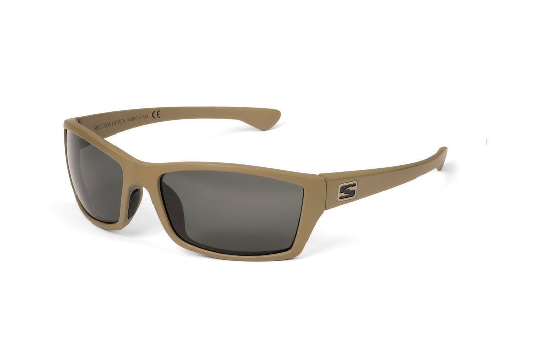 SCOUT - COYOTE TAN EDITION-Coyote Tan-Gray-Skeleton Optics NZ