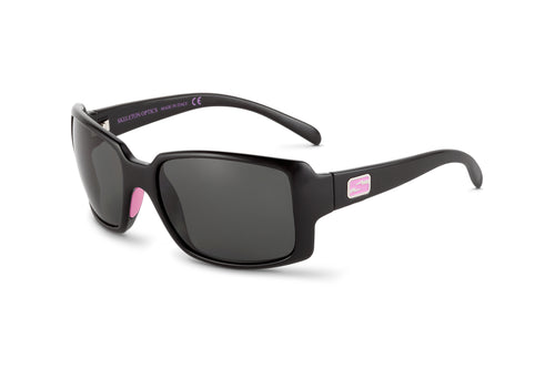 STAMPEDE - BREAST CANCER PINK EDITION-Gloss Black-Gray-Skeleton Optics NZ