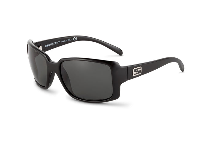 STAMPEDE - ORIGINAL EDITION-Gloss Black-Gray-Skeleton Optics NZ