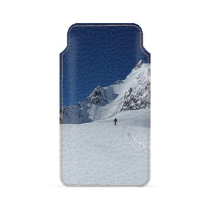 Alpine Skiing Smartphone Pouch For Vivo V5