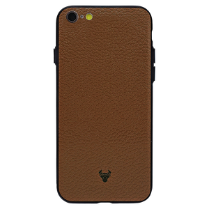 Brown Leather Case For iPhone 6s