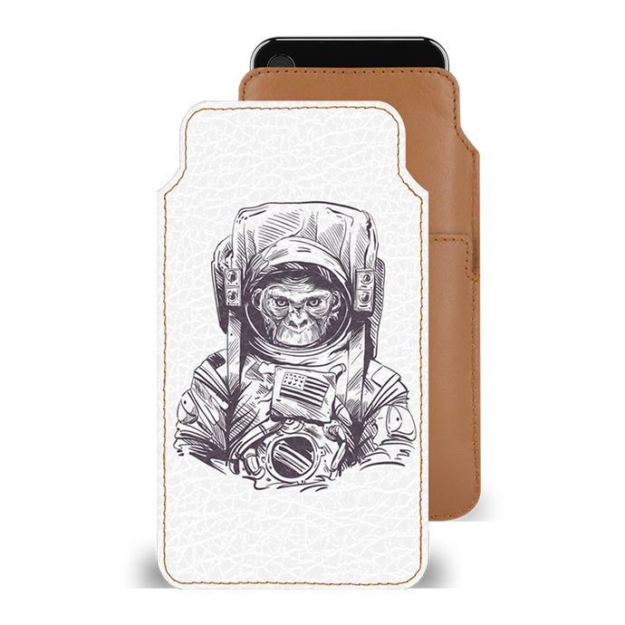 Astro Monkey Smartphone Pouch For Oppo R11S