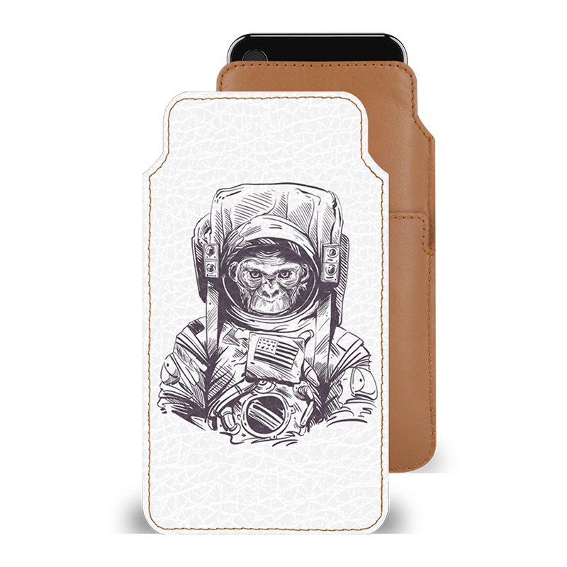 Astro Monkey Smartphone Pouch For Galaxy A8 Plus 2018