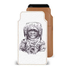 Astro Monkey Smartphone Pouch For iPhone 6