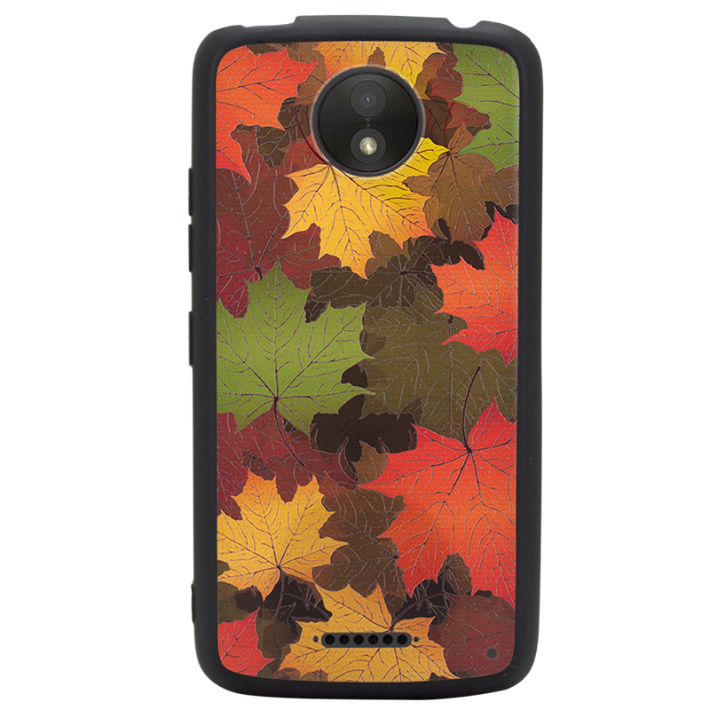 Autumn Maple Case For Moto C Plus