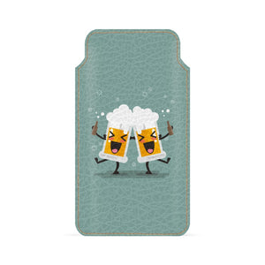 Beer Mugs SmartPhone Pouch For iPhone 7