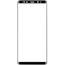 Black 3D Edge To Edge Toughn Tempered Glass For Galaxy Note 8