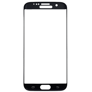 Black 3D Toughn For Galaxy S6 Edge