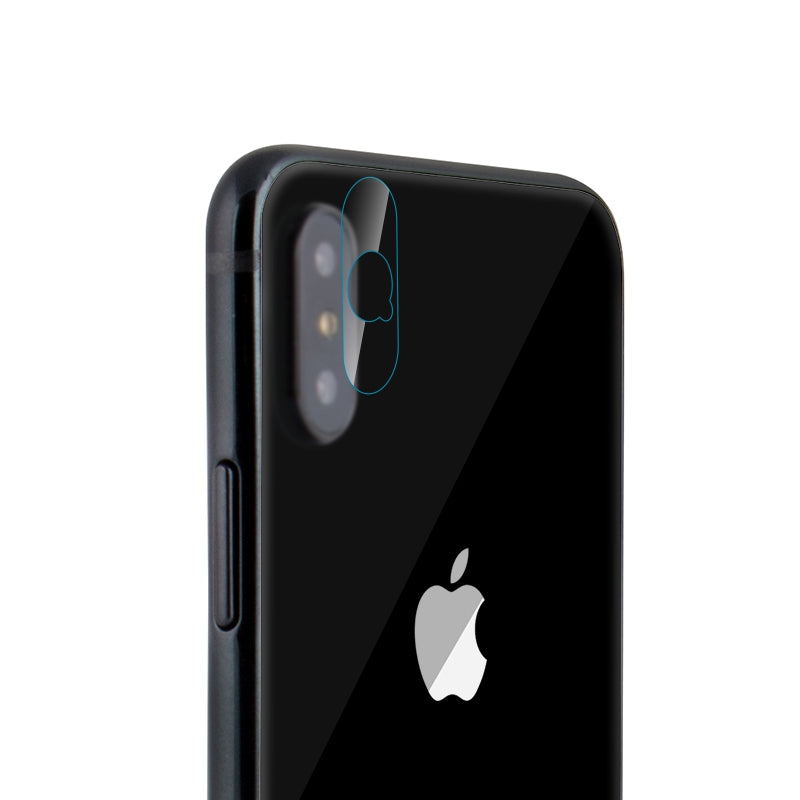 Camera Tempered Glass For iPhone X