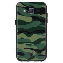 Camouflage Green Case For Galaxy J2 Pro
