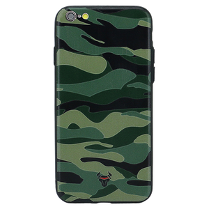 Camouflage Green Case For iPhone 6s