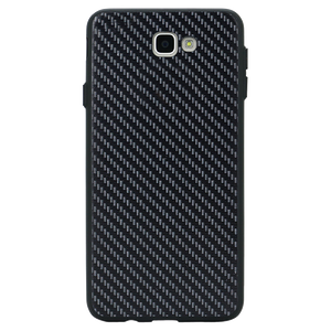 Carbon Black Case For Galaxy J5 Prime